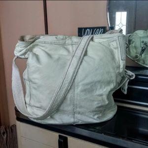 XL Lucky Brand Leather Hobo Shoulder Bag Neverfull
